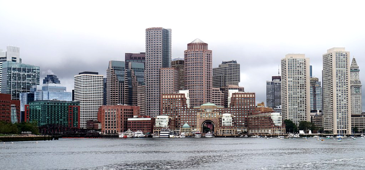 Short and sweet in Boston, Massachusetts