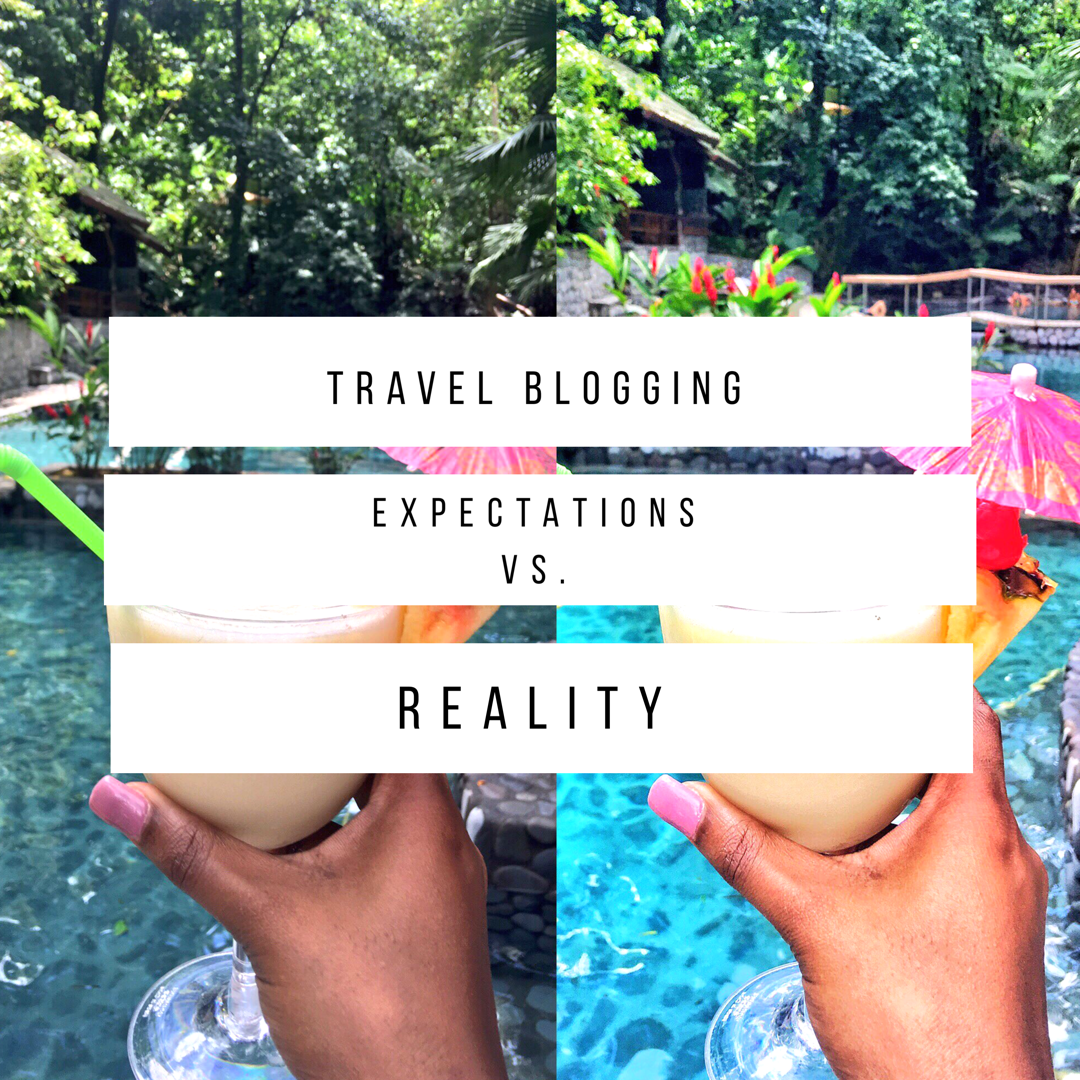 So You Want To Be A Travel Blogger Expectations Vs Reality The - 20 photos that sum up your travel expectations vs reality