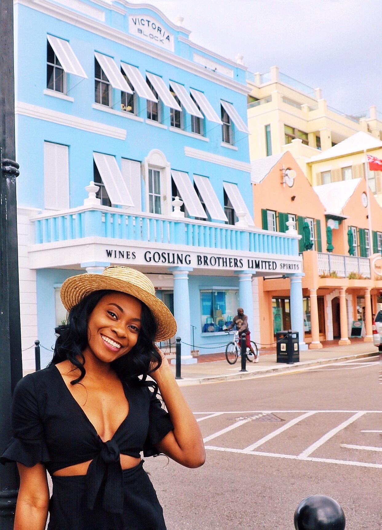Hello, Bermuda. Adventures in the Colorful City of Hamilton