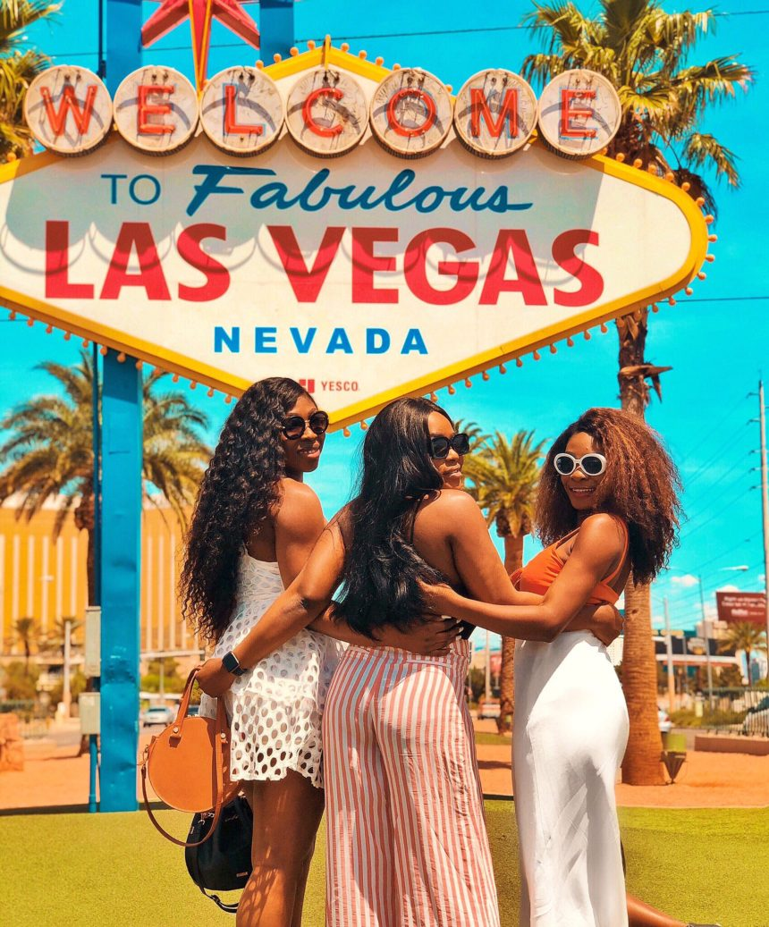 A Guide to Planning A Girlfriends' Getaway to Las Vegas!